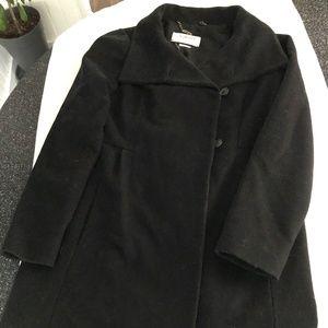Wilfred Black Wool Jacket